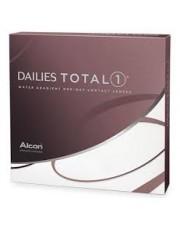 Soczewki jednodniowe Dailies Total 1  90 szt