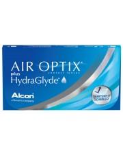 Air Optix Plus Hydraglyde 3 szt - oryginalne opakowania